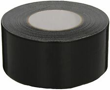 50m Metre Black Gaffa Gaffer Duck Duct Tape 50m x 48mm Strong Waterproof Cloth