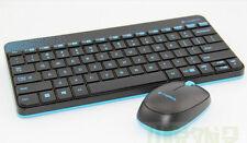 Brand Logitech Wireless Keyboard+MK240 Mice Mouse Combos Energy Saving Black W1Y