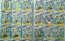 JUVENTUS - MATCH ATTAX - FULL SET 18 -  UCL 2016-17 TOPPS