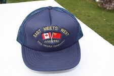 Ball Cap Hat - East Meets West June 1990 Canada USSR Soviet Union (H1545)