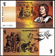 AUSTRALIA 1 DOLLAR 1983 UNC P 42d