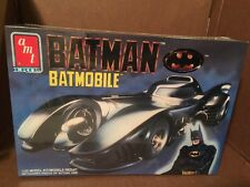 AMT Batmobile 1/25 Scale from 1989 Movie - New Kit-modele New in Box Sealed