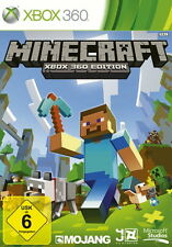 Minecraft: Xbox 360 Edition -- (Microsoft Xbox 360, 2013, DVD-Disc)
