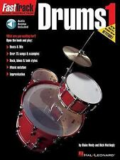 FastTrack Music Instruction - Drums, Book 1 (Fasttrack Series) by Mattingly, Ric