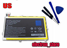 "AMAZON KINDLE FIRE HD 7"" BATTERY S2012-001-D 58-000035 Replacement 4.4AH BATTERY"