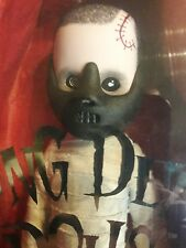 Living Dead Dolls Resurrection series 1 Sybil mip only 450 made very rare