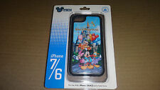 D-Tech Disney Parks iPhone 7/6/6S Case NEW +Free Fast Shipping/NEW mickey + Case