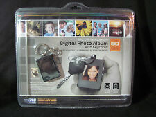 Innovage 8Mb/USB Rechargeable Digital Photo Album with Key Chain