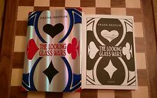 The Looking Glass Wars SIGNED Frank Beddor Hardbac 2004 1st edition 1st printing