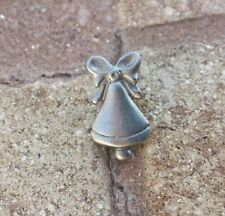 CHURCH RELIGIOUS CATHOLIC 12 Christmas Bell Pins All New.