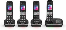 BT 8500 QUAD Telefono Cordless Digitale risposta con Advanced Call Blocker