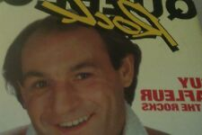 HOCKEY/ MONTREAL CANADIENS/ RARE/ GUY LAFLEUR COVER/ INTERVIEW/ ROCK MAGAZINE