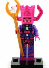Galactus minifigure toy Wit Lego Sticker movie Marvel comic Movie Avengers Thor