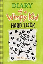 Diary of a Wimpy Kid Hard Luck (Book 8) by Jeff Kinney (Hardcover)