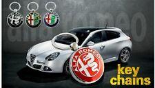 Portachiavi Keychains new Logo 2016 Alfa Romeo Metal alta qualità MITO GIULIETTA