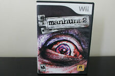 Manhunt 2  (Wii, 2007) *Tested