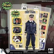 Batman 1966 Tv Series 5; Chief O Hara, 8 INCH ACTION FIGURE MOSC NEW FIGURES TOY