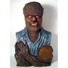 Universal Monsters Lon Chaney Jr. as The Wolfman Bust Bank