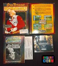 JUEGO ATARI ST  GREG NORMAN´S ULTIMATE GOLF, GREMLIN, NO TESTED