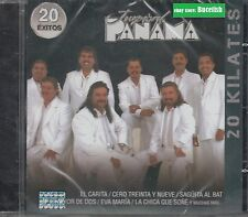 Tropical Panama 20 Exitos CD New Nuevo sealed