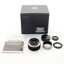 *Brand new* Voigtlander HELIAR 40mm F/2.8  VM lens for Leica M240 M9 ME MP M7 M6