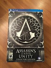 Assassin's Creed Unity *Collector's Edition* for PS4 NEW