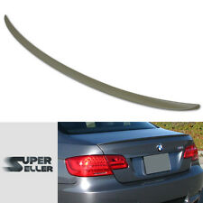 BMW E92 COUPE M3 TYPE REAR TRUNK SPOILER BOOT WING 325i 330i 328i 335i 328xi