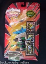 Power Rangers JUNGLE FURY Micro Animal Zord NEW Set B Megazord Bat Shark Figure