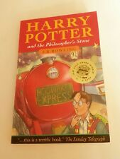 Harry Potter and the Philosopher's Stone 1st/17th, First Edition paperback,Rare