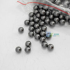 100Pcs 7MM Catapult Slingshot Grade 100 G100 Steel Ball Bearing Replacement Ammo