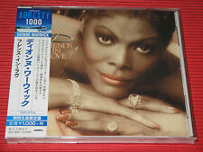 2016 AOR CITY 1000  DIONNE WARWICK Friends In Love   JAPAN CD