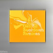 Detroit Beatdown Remixes - CD - NEU OVP - TECHNO PROGRESSIVE HOUSE DEEP HOUSE