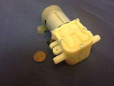 12v DC diaphragm pump water device mini self-priming pump fish tank motor c13