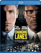 CHANGING LANES (Samuel L Jackson, Ben Affleck)-   Blu Ray - Sealed Region free