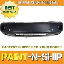 NEW 2004 2005 2006 2007 Toyota Highlander Front Bumper Painted TO1000278