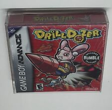 Drill Dozer ~ BRAND NEW FACTORY SEALED ~ Nintendo Game Boy Advance GBA Not Color