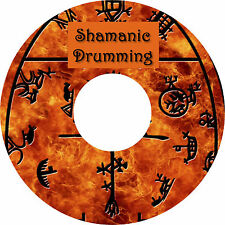 Shamanic Drumming CD Relaxation Stress Relief Calming Healing Nature