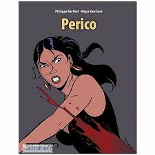 Perico Philippe Berthet Regis Hautiere GRAPHIC NOVEL Krimi NOIR KUBA 50er LP