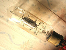 1920s VINTAGE SIEMENS TUBE POSTRÖHRE TYPE OR = RE87 TELEFUNKEN RAREST 20cm Long