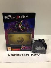 CONSOLE NEW NINTENDO 3DS XL ZELDA MAJORA'S MASK EDITION - NEW - EUROPEAN VERSION