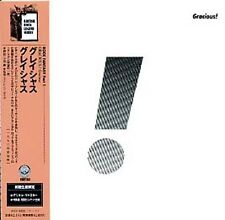 GRACIOUS GRACIOUS!!! (1970) GIAPPONE MINI CD LP UICY - 9032