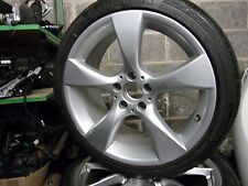 "MERCEDES SLK 172 GENUINE ALLOY WITH TYRE 18"" R171 R172 2004- 2012"