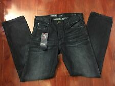 NEW ARMANI JEANS MENS J15 REGULAR FIT DENIM BLUE BMJ81/9J $190 SIZE - 31 x 32