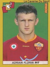 ADRIAN PIT # ROMANIA AS.ROMA RARE UPDATE STICKER CALCIATORI 2008 PANINI