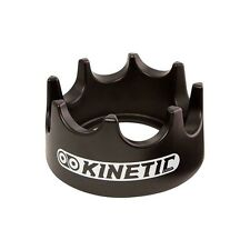 Kinetic By Kurt Fixed Riser Ring Block-Black-4 Heights-Indoor Cycling-New