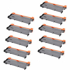 10PK High Yield for BROTHER TN660(TN630) Toner Cartridge HL-L2340DW MFC-L2700DW