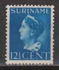Suriname nr 244  MLH ong Wilhelmina 1946