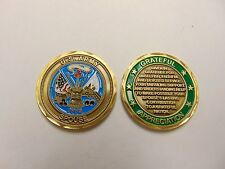 CHALLENGE COIN UNITED STATES ARMY SPOUSE GRATEFUL APPRECIATION GRATITUDE NATION