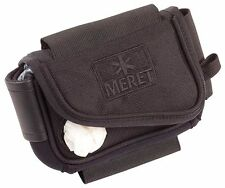 MERET PPE TACTICAL BLACK PROPACK EMT EMS AMBULANCE TRAUMA BAG FIRE BAG-FREE SHIP