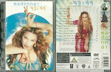 DVD - MADONNA : Le meilleur de MADONNA / BEST OF / NEUF EMBALLE - NEW & SEALED